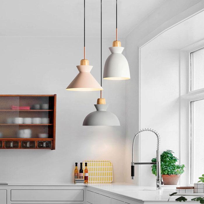 đèn phong cách Scandinavian 3