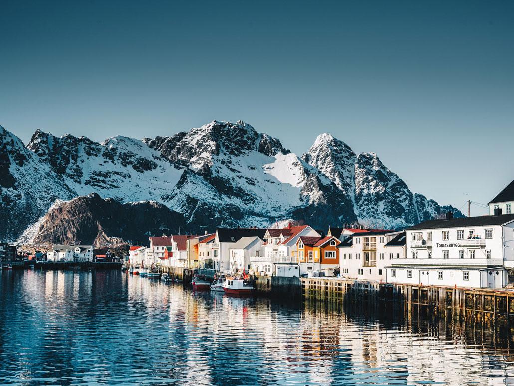 Scandinavian-house