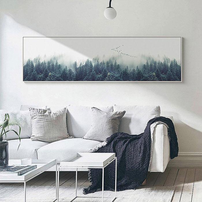 Tranh canvas Scandinavian