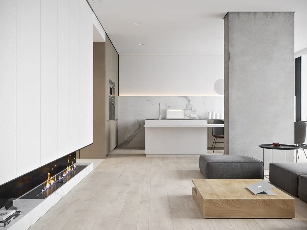 Minimalism- less is more