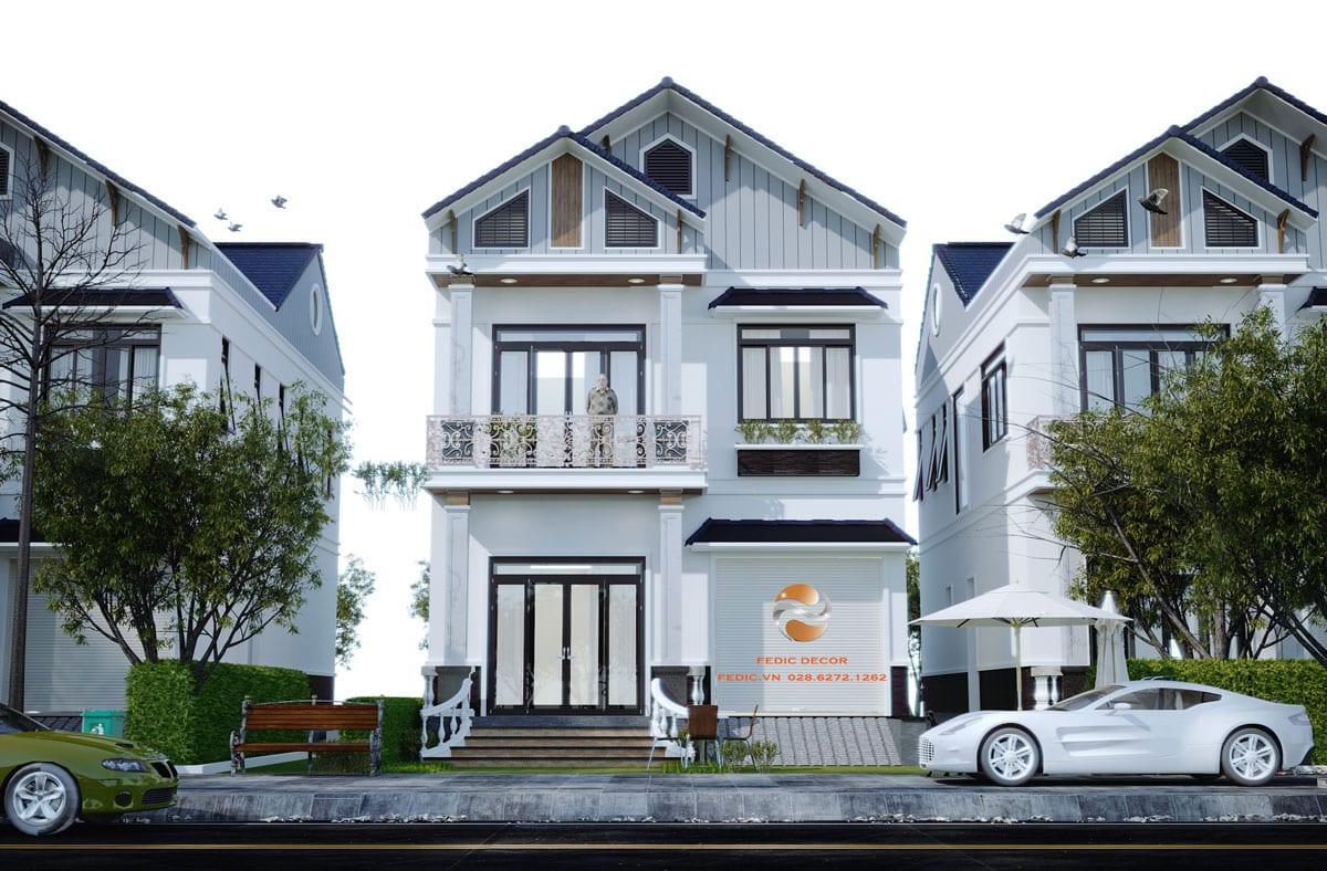 Semi Classical Villa 2