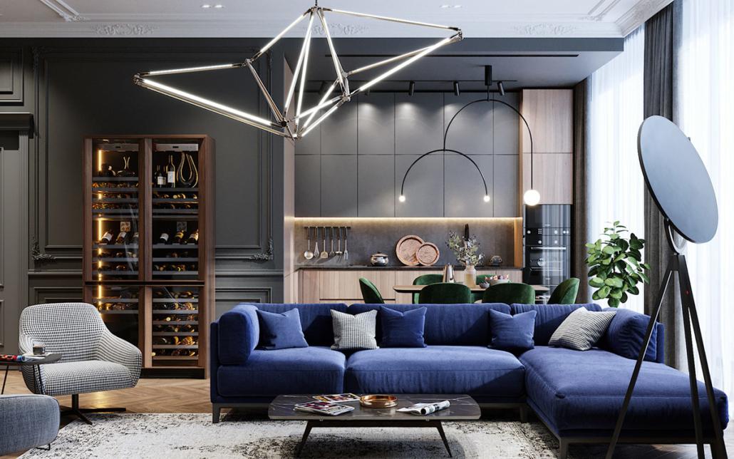 Neo classical interiorr