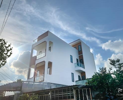 Kiến trúc nhà cô Chi- Fedic