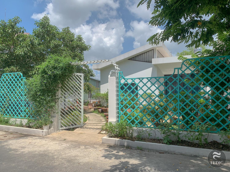 Kiến trúc nhà phố chị Thảo- Fedic