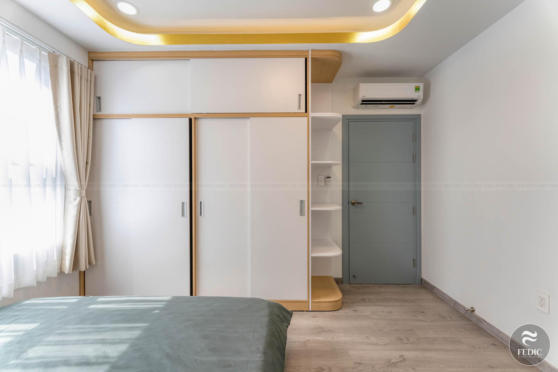 Nội thất căn hộ SSR- chị Phương-Fedic-20
