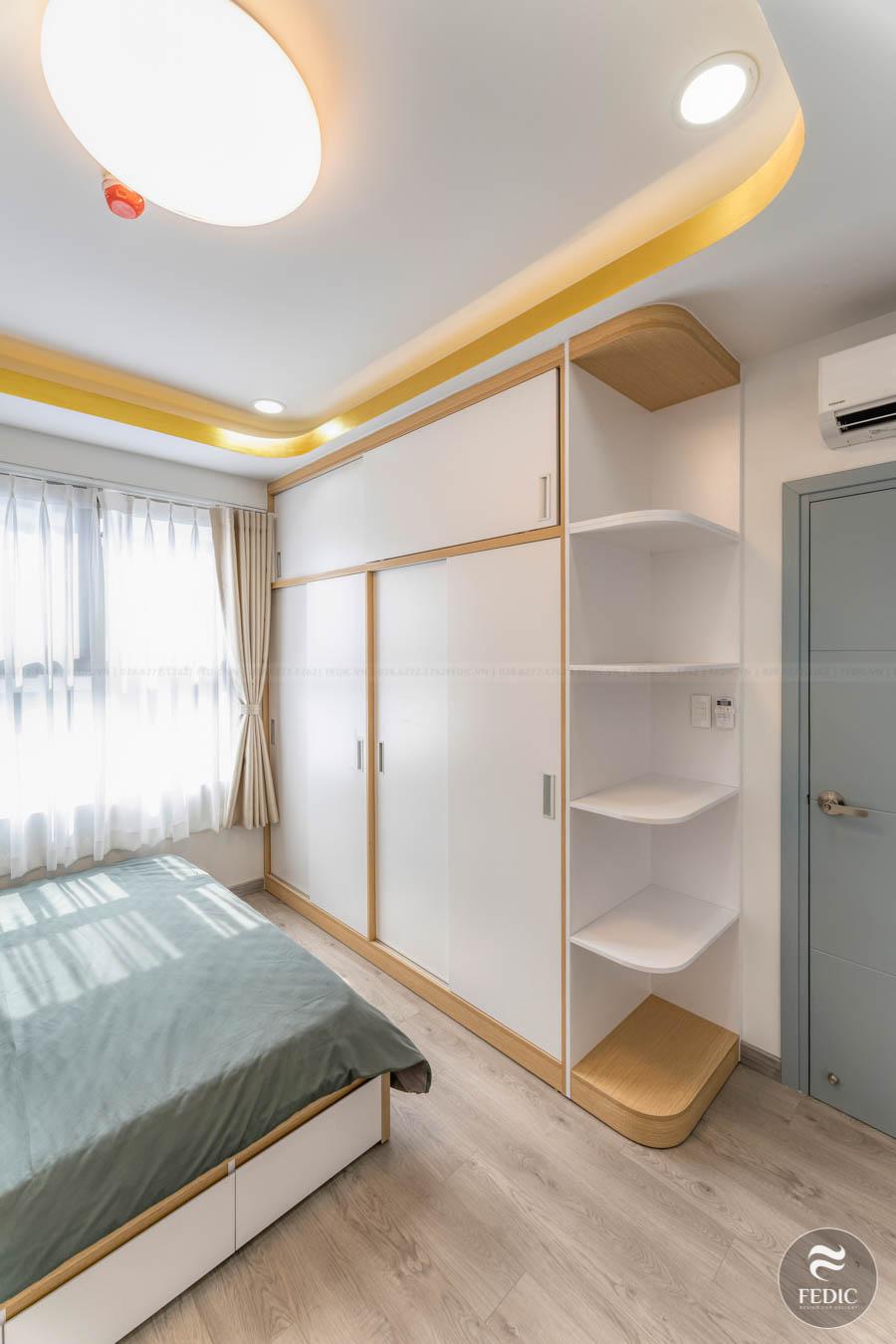 Nội thất căn hộ SSR- chị Phương-Fedic-18