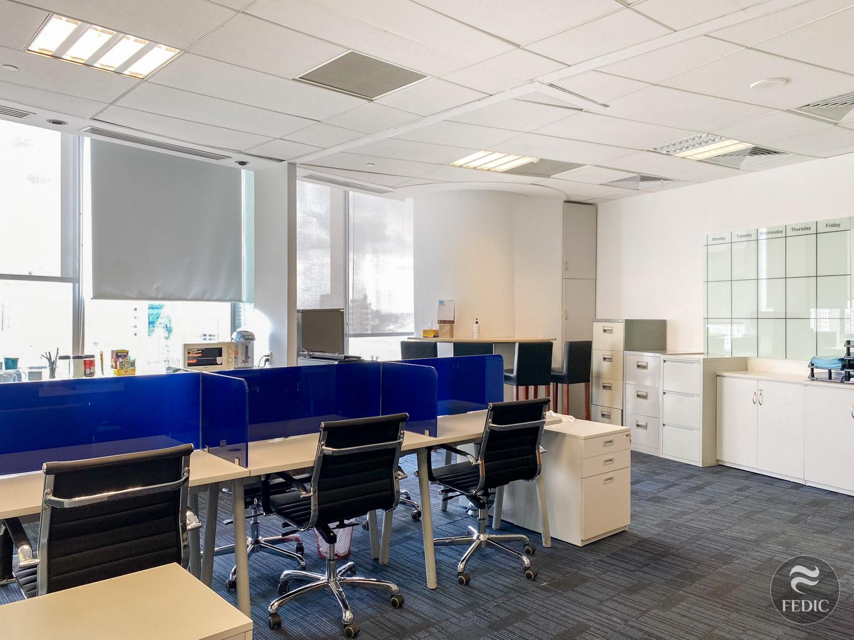 Nội thất văn phòng Devere-Fedic