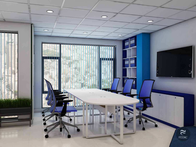 Nội thất văn phòng SAS_Fedic