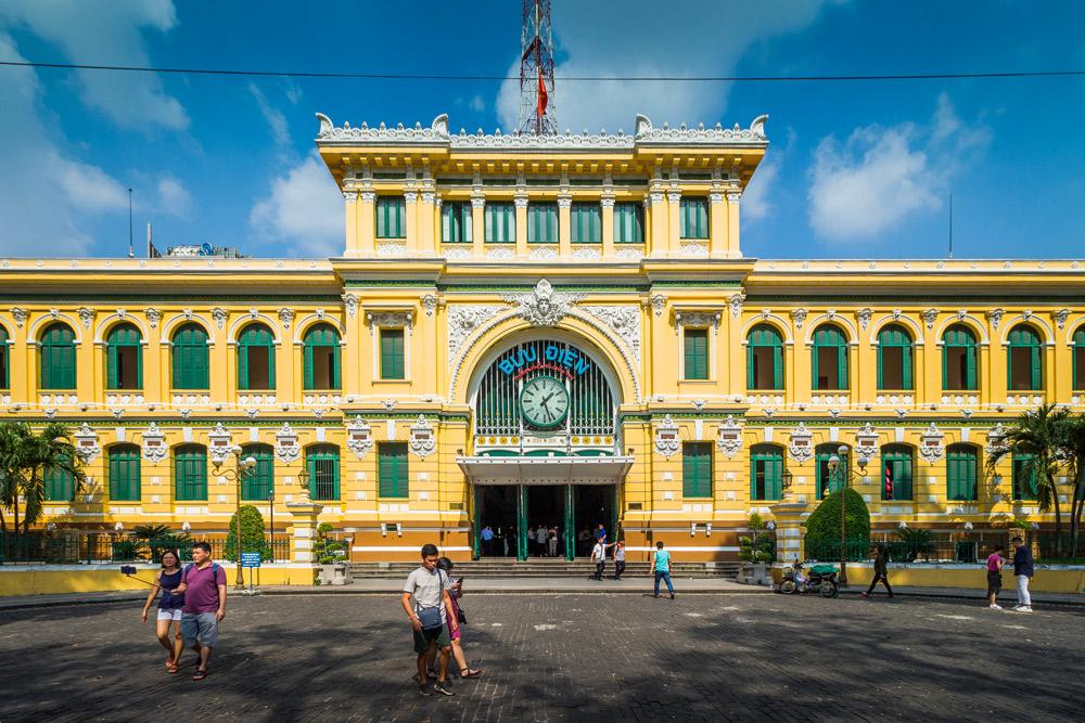 Bưu-điện-Sài-Gòn